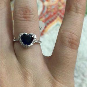 Heart Fashion ring